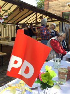 Mai-Familienfeier SPD, DGB, NF und AWO Bad Dürkheim