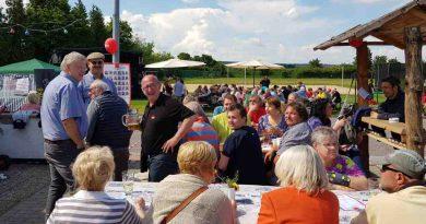 Was für ein positiver Zuspruch! Das SPD Bürgerfest im Stadion