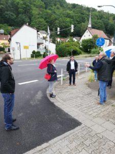 SPD DÜW Vor Ort Verkehrslärm B37