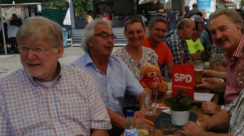 SPD Bad Dürkheim auf der Trifter Kerwe