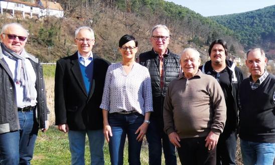 Ortsbeiratskandidaten Grethen- Hausen SPD Bad Dürkheim