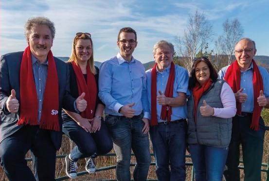 Ortsbeiratskandidaten Seebach SPD Bad Dürkheim