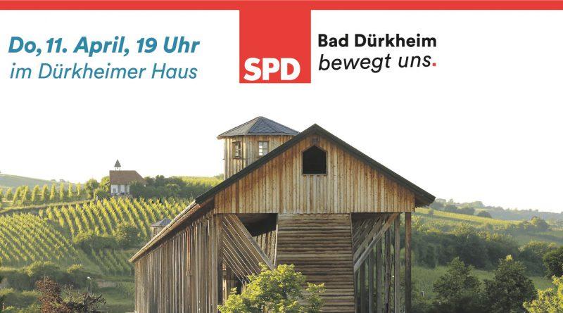 Kandidatenvorstellung SPD Bad Dürkheim 2019