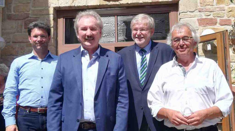 SPD bei Jubiläum 40 Jahre Kunstverein Bad Dürkheim