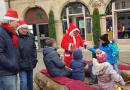 Traditionellen Nikolaustreff auf dem Dürkheimer Advent