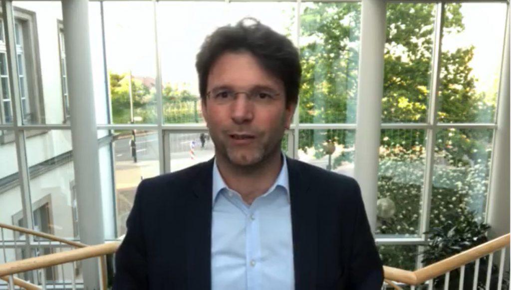Bürgermeistervideo SPD Bad Dürkheim 23.04.2020