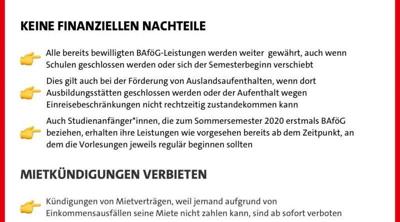 SPD So Schützen Wir Azubis Und Studis