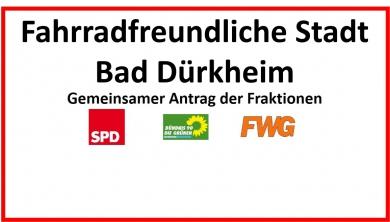 Fahrradfreundliche Stadt Bad Dürkheim